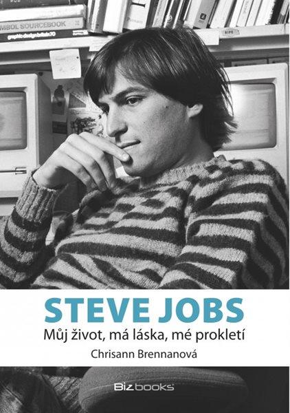 Steve Jobs - můj život, má láska, mé prokletí - Chrisann Brennanová - 15x21