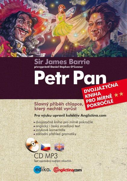Petr Pan + CD - 15x21
