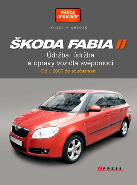 Škoda Fabia II - 21x29