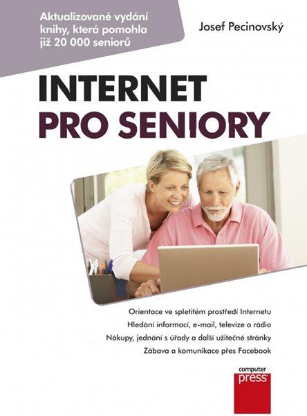 Internet pro seniory - Josef Pecinovský - 17x23