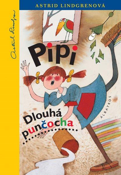 Pipi Dlouhá punčocha - Astrid Lindgrenová, Adolf Born - 16x23