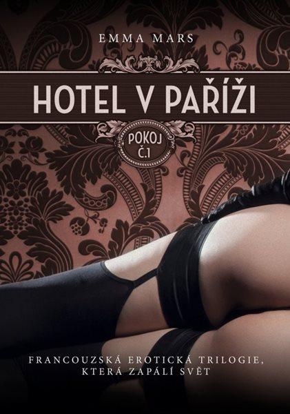 Hotel v Paříži: pokoj č. 1 - Emma Marsová - 14,5x20,5