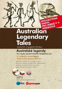 Australské legendy / Australian Legendary Tales + CD