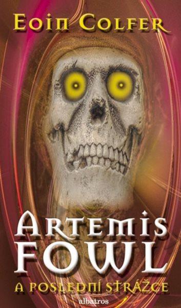 Artemis Fowl - Poslední strážce - Eoin Colfer - 12x20