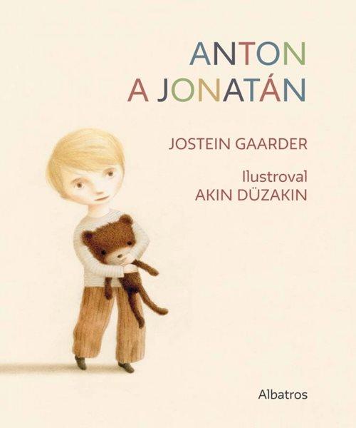 Anton a Jonatán - Jostein Gaarder - 15x18