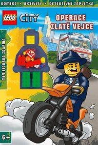 LEGO CITY Operace Zlaté vejce