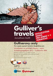 Gulliverovy cesty / Gulliver?s travels + CD