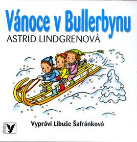 CD Vánoce v Bullerbynu - Astrid Lindgrenová - 14x13