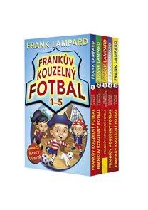 Frankův kouzelný fotbal - dárkový box 1-5