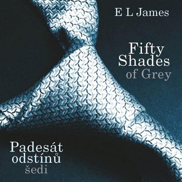 CD Fifty Shades of Grey: Padesát odstínů šedi - E L James - 13x14