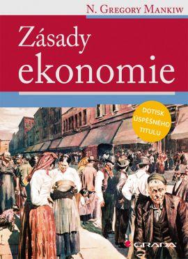 Zásady ekonomie - Mankiw Gregory - A4, brožovaná
