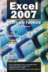 Excel 2007 - vzorce a funkce