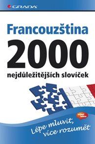 Francouzština - 2000 nejdůležitějších slovíček