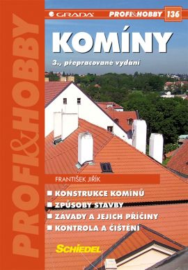 Komíny (136) - Jiřík František - A5, brožovaná