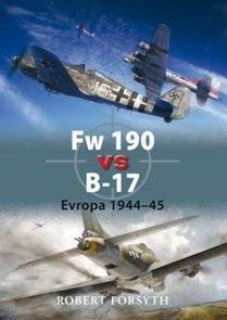 Fw 190 vs B-17 - Evropa 1944-45