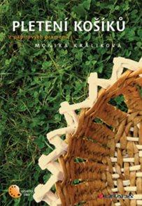 Pletení košíků z papíru