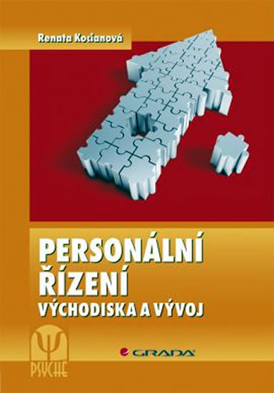 Personální řízení - východiska a vývoj - Kocianová Renata - 170×240