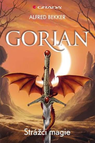 Gorian 2 - Strážci magie - Alfred Bekker - 13x19 cm, Sleva 15%