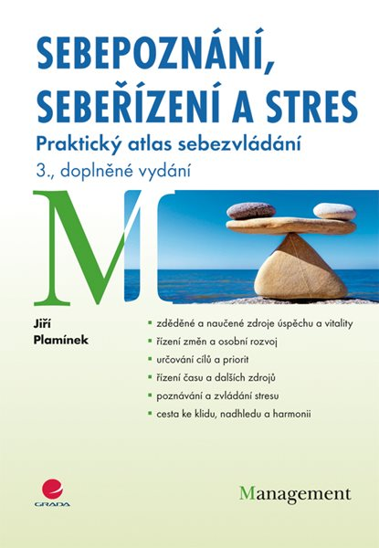 Sebepoznání, sebeřízení a stres - Plamínek Jiří - 17x24