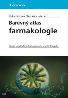 Barevný atlas farmakologie - Lüllmann a kolektiv Heinz - 14x21