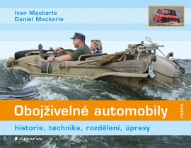 Obojživelné automobily - Mackerle Ivan, Mackerle Daniel, - 23x18