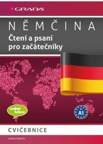 Němčina Čtení a psaní pro začátečníky A1