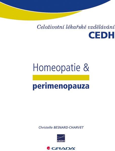 Homeopatie & perimenopauza - Besnard–Charvet Christelle - 16x20