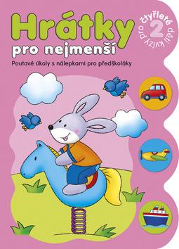 Hrátky pro nejmenší Kvízy pro čtyřleté děti 2 - 20x29