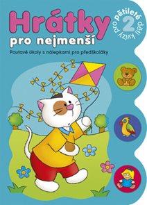 Hrátky pro nejmenší Kvízy pro pětileté děti 2