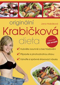 Originální krabičková dieta - Hrabáková Jana - 15x21