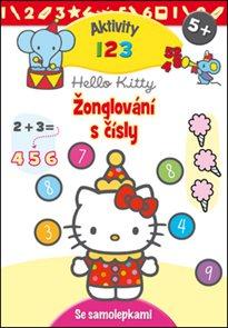 Hello Kitty Žonglování s čísly