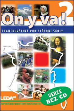 ON Y VA! 2 učebnice bez CD - 18x25