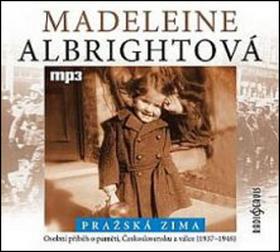 CD Pražská zima - Albrightová Madeleine - 13x14