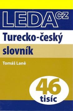 Turecko - český slovník - Laně Tomáš - 16x22