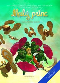 Malý princ a Planeta slova - de Saint-Exupéry Antoine - 22x29