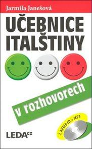 Učebnice italštiny v rozhovorech + 2CD
