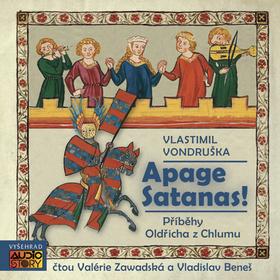 CD Apage satanas! - Vondruška Vlastimil - 13x14, Sleva 17%