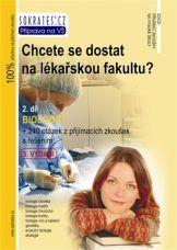 Chcete se dostat na lékařskou fakultu ? 2. díl - Biologie, 3. vydání - 15x22 cm