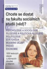 Chcete se dostat na fakultu sociálních studií ? 2. díl, 3. vydání