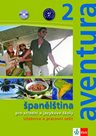 Aventura 2 CD - metodická příručka pro učitele