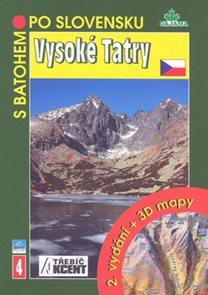Vysoké Tatry + 3D mapy