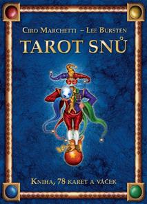 Tarot snů Kniha, 78 karet a váček