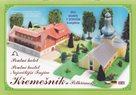 Poutní kostel Nejsvětější Trojice Křemešník u Pelhřimova - Stavebnice papírového modelu