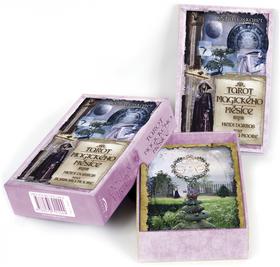 Tarot magického měsíce - kniha + karty - Heidi Darras, Barbara Moore - 9x14