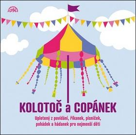 CD Kolotoč a copánek - Různí interpreti - 13x14