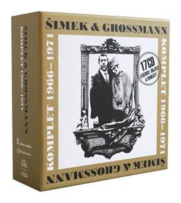 Komplet Šimek a Grossmann 1966 - 1971 17 CD