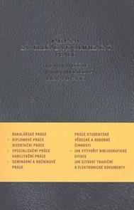 Jak psát závěrečné a kvalifikační práce