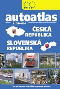 Autoatlas Česká republika Slovenská republika 2014