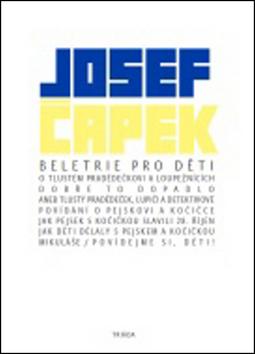 Beletrie pro děti - Josef Čapek - 15x19
