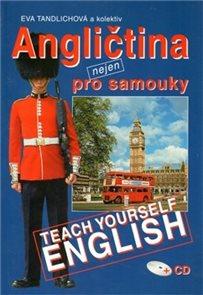 Angličtina nejen pro samouky + CD